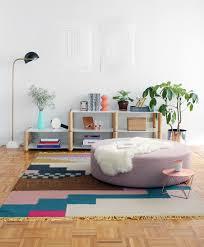 studio apartment rugs this winter designer eunsun park was living with her boyfriend in