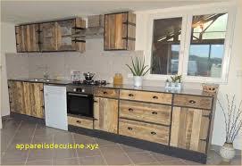meuble de cuisine en palette résultat supérieur meuble cuisine bois élégant mervéilléux meuble de