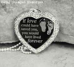 remembrance jewelry baby personalized memorial jewelry baby and child loss gifts