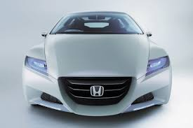 honda cr z hybrid sports coupe first official photos of pre