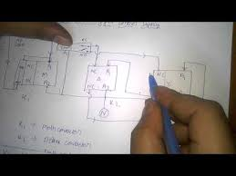 star delta control wiring for contactors youtube