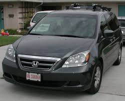 honda odyssey roof rails opinions wanted factory cross bars vs aftermarket for cargobox