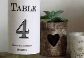 free printable wedding table numbers templates the wedding of my