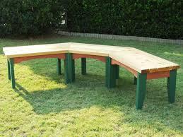 diy wood bench plans homeca