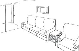 draw room living room drawing living room draw living room draw drawing of