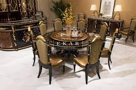 awe cool luxury dining table set home design ideas
