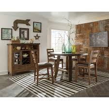 intercon taos dining room group wayside furniture casual