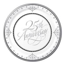25th anniversary plates personalized 28 best 60th anniversary gifts images on 60th