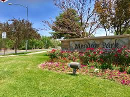homes for sale and information on the meadow park subdivision