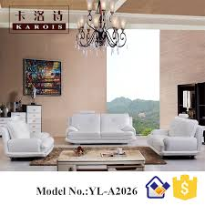 White Italian Leather Sofa by Online Buy Wholesale Italian Leather Living Room Sets From China