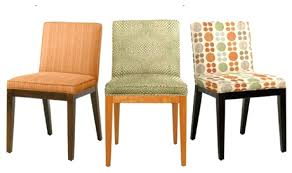 Fabric Covered Dining Room Chairs Dining Chair Fabric Dining Chairs With Oak Legs Cloth Covered