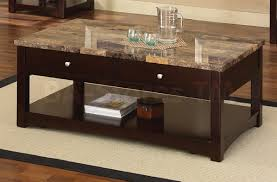 furniture modern and contemporary design of espresso coffee table