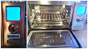 Conventional Toaster Oven Cooking With Cuisinart Combo Steam Convection Oven Review