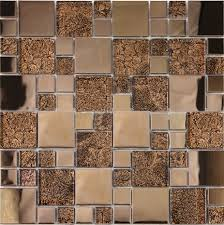 stainless steel mosaic tile backsplash magic pattern glass mosaic kitchen backsplash tiles ssmt034