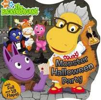 monster halloween party backyardigans unknown author 1416934359