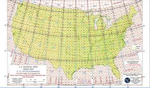 Grid Map Military Grid Reference System