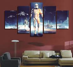 Star Wars Home Decorations by Popular Star Wars Wall Print Buy Cheap Star Wars Wall Print Lots