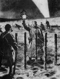 all is calm the christmas truce of 1914 minnesota public radio news