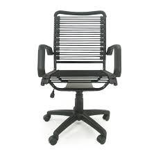 Home Chair 77 Off Modern Grey Office Chair With Chrome Wheels Chairs