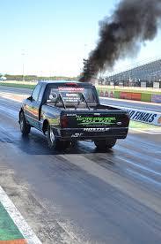Ford Ranger Drag Truck - how to drag race your diesel