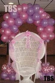 baby shower chairs decorated wicker baby shower chair by pinteres
