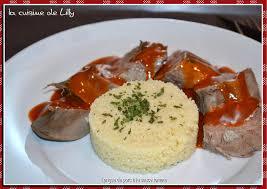 cuisiner de la cervelle de porc langue de porc à la sauce tomate la cuisine de lilly