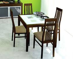 round glass dining room tables frosted glass dining room table alliancemv com
