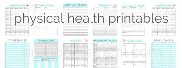 free workout schedule free printables start new habits with your personal 4 week health