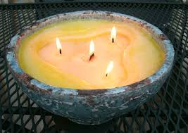 Patio Candles Candlemaking
