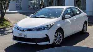 year toyota corolla toyota corolla upgraded for 50th year in zealand stuff co nz