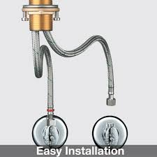 Kitchen Faucet Extension Hose Faucet Com 14877001 In Chrome By Hansgrohe