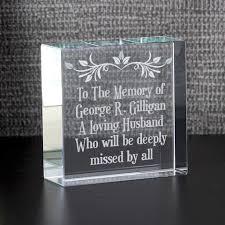 In Memory Of Gifts Personalised Memorial Gifts U2013 Harringtons