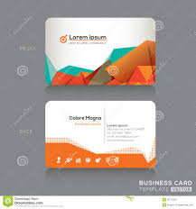 Credit Card Business Cards Designs Modern Business Cards Design Template Stock Vector Image 39775395