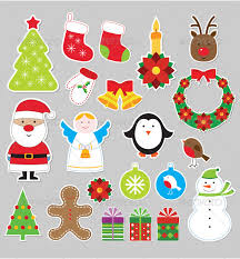 christmas vector set by lattesmile graphicriver