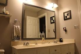 Cottage Bathroom Lighting Cottage Bathroom Mirror Ideas Black Pattern Marble Sink Table 2
