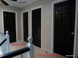 Painting Interior Best 25 Paint Doors Black Ideas On Pinterest Black Interior