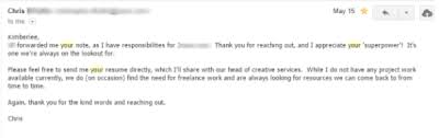 Subject Line For Resume Email How To Write A Sales Email With Examples Contactmonkey