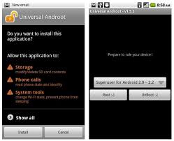 one click root apk universal androot app offers one click root on a multitude of