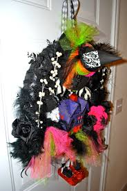 Halloween Witch Wreath by Home Decor