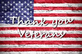 Flags Of The United States Flag Of Thank You Veterans Card American Background Stock Photo