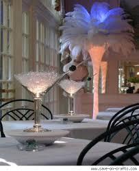 Giant Martini Glass Decoration Zandria U0027s Blog The Hydrangea Wedding Cake Was Decorated With
