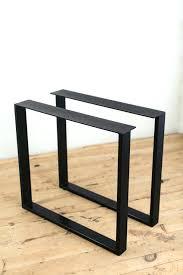 Ikea Metal Table Image Of Folding Metal Table Legs Ikea Dining Table Legs Diy