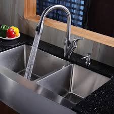 Sink With Double Faucet Kitchen Unusual Home Depot Sinks Unique Bathroom Sink Faucets