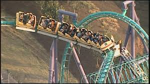Six Flags Pg County Fire Official 24 Passengers Stuck On Maryland Roller Coaster