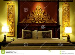 Asian Style Bedroom by Asian Style Bedroom Stock Image Image 10383371