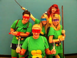 Halloween Costumes Ninja Turtles 59 Homemade Diy Teenage Mutant Ninja Turtle Costumes