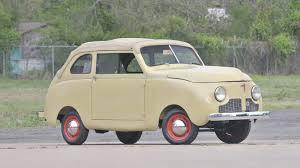 crosley car 1947 crosley sedan convertible s54 salmon brothers collection 2012