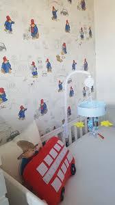 paddington nursery nursery wallpaper paddington churchill in whitnash