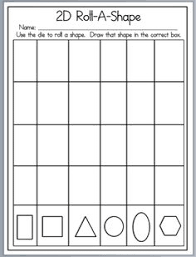shape pattern year 2 could be adapted into a collage game with pre cut shapes of various