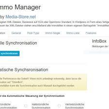 Immobilien Net Wp Immo Manager Media Store Net